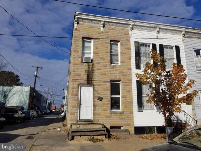 3608 5TH Street, BALTIMORE, MD 21225 (#MDBA492964) :: Dart Homes
