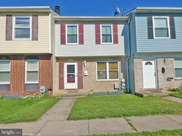 1542 Harford Square Drive, EDGEWOOD, MD 21040 (#MDHR241360) :: The Licata Group/Keller Williams Realty