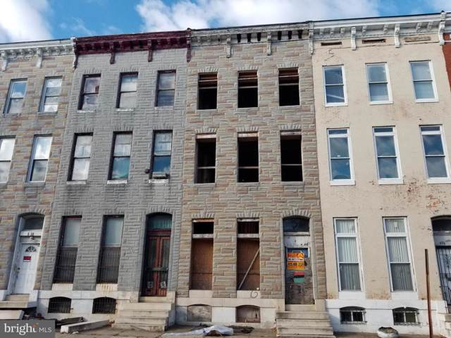 534 N Fulton Avenue, BALTIMORE, MD 21223 (#MDBA492970) :: AJ Team Realty