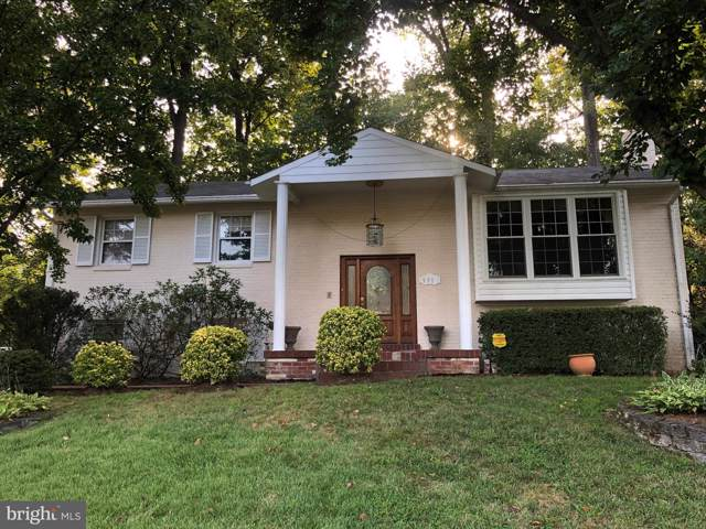 3911 Winterset Drive, ANNANDALE, VA 22003 (#VAFX1101280) :: Homes to Heart Group