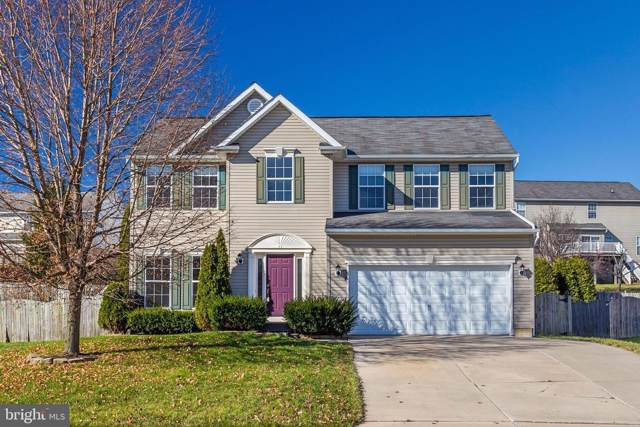 240 Hobbitts Lane, WESTMINSTER, MD 21158 (#MDCR193332) :: The Bob & Ronna Group