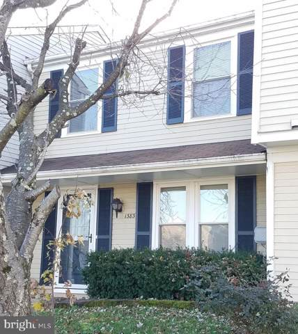 1383 David Lane, FREDERICK, MD 21703 (#MDFR257058) :: Network Realty Group