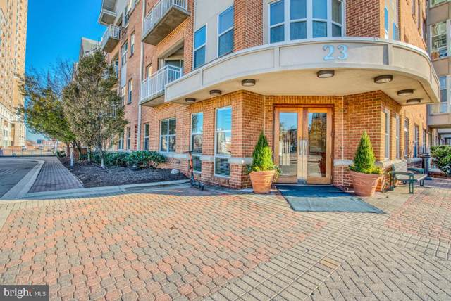 23 Pierside Drive #319, BALTIMORE, MD 21230 (#MDBA493016) :: Blue Key Real Estate Sales Team