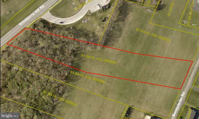 LOT 3 & 3A Bemisderfer Road, GREENCASTLE, PA 17225 (#PAFL169912) :: The Joy Daniels Real Estate Group
