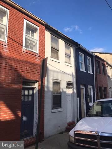 1608 Portugal Street, BALTIMORE, MD 21231 (#MDBA493042) :: Revol Real Estate