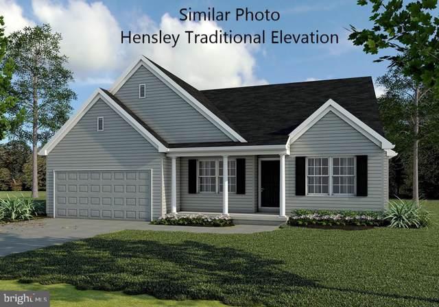 Hensley Model At Fox Run Creek, DOVER, PA 17315 (#PAYK129208) :: The Joy Daniels Real Estate Group