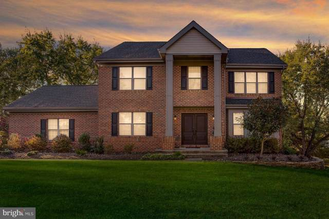 3710 Birchmere Court, OWINGS MILLS, MD 21117 (#MDBC479558) :: Viva the Life Properties