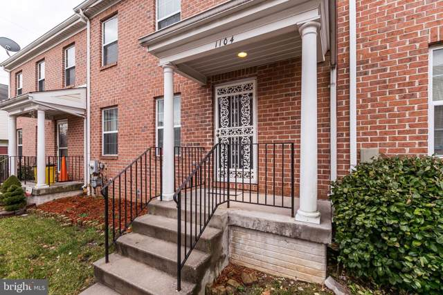 1104 N Stockton Street, BALTIMORE, MD 21217 (#MDBA493056) :: Revol Real Estate