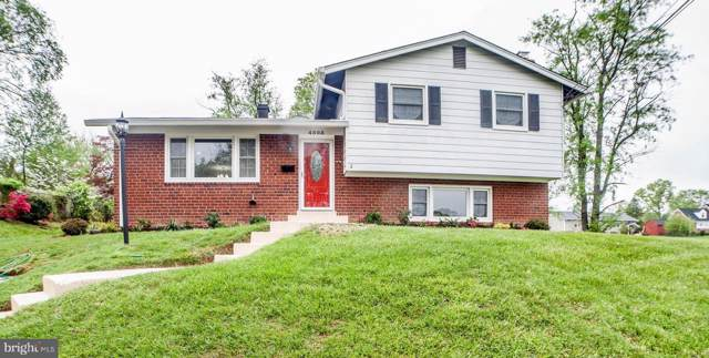 4503 Landgreen Street, ROCKVILLE, MD 20853 (#MDMC688392) :: Keller Williams Pat Hiban Real Estate Group