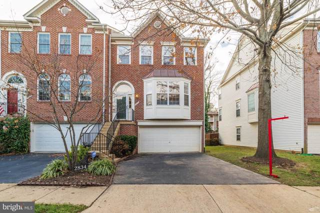 2834 Little Falls Place, FALLS CHURCH, VA 22042 (#VAFX1101376) :: The Maryland Group of Long & Foster