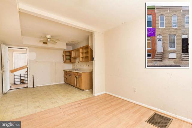231 N Rose Street, BALTIMORE, MD 21224 (#MDBA493092) :: Radiant Home Group