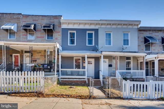 3503 Chestnut Avenue, BALTIMORE, MD 21211 (#MDBA493116) :: AJ Team Realty