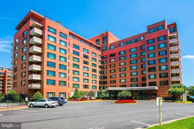1111 Arlington Boulevard #737, ARLINGTON, VA 22209 (#VAAR157200) :: Dart Homes