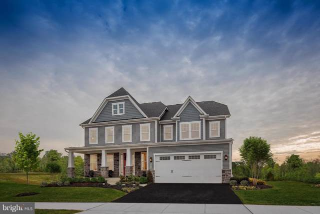 5026 Gaithers Chance Drive, CLARKSVILLE, MD 21029 (#MDHW273152) :: Corner House Realty
