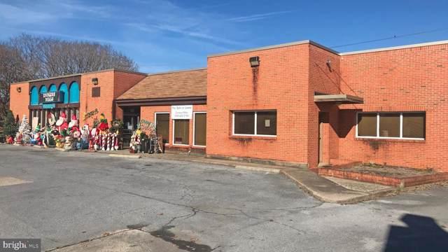 405 E Main Street, LURAY, VA 22835 (#VAPA104918) :: Dart Homes