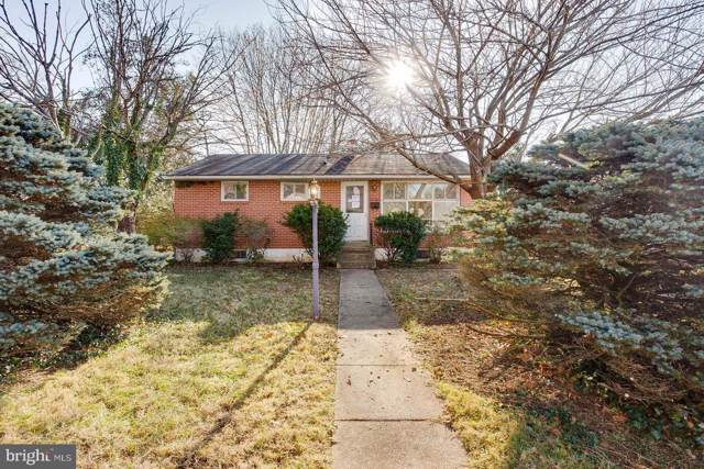 1617 Greenspring Drive, LUTHERVILLE TIMONIUM, MD 21093 (#MDBC479588) :: Revol Real Estate