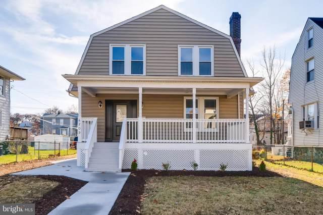 4209 Belvieu Avenue, BALTIMORE, MD 21215 (#MDBA493118) :: Dart Homes