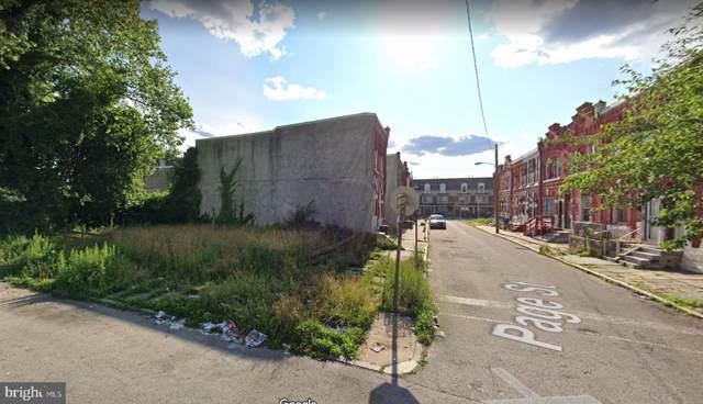 2222 Page Street, PHILADELPHIA, PA 19121 (#PAPH853988) :: REMAX Horizons