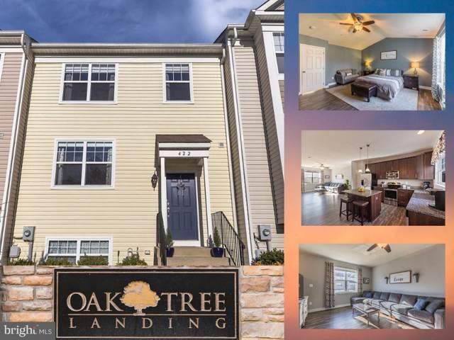 422 English Oak Lane, PRINCE FREDERICK, MD 20678 (#MDCA173530) :: The Licata Group/Keller Williams Realty