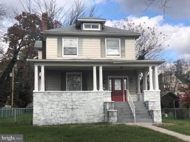 4412 Springdale Avenue, BALTIMORE, MD 21207 (#MDBA493150) :: Radiant Home Group