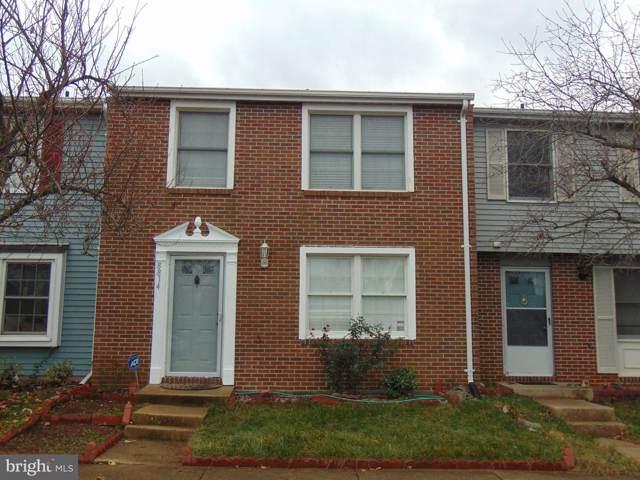 8814 Middleburg Court, MANASSAS, VA 20109 (#VAPW483490) :: Tom & Cindy and Associates
