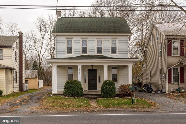 1297 Newport Road, MANHEIM, PA 17545 (#PALA144224) :: John Smith Real Estate Group