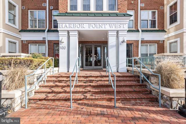 500 Belmont Bay Drive #308, WOODBRIDGE, VA 22191 (#VAPW483522) :: AJ Team Realty