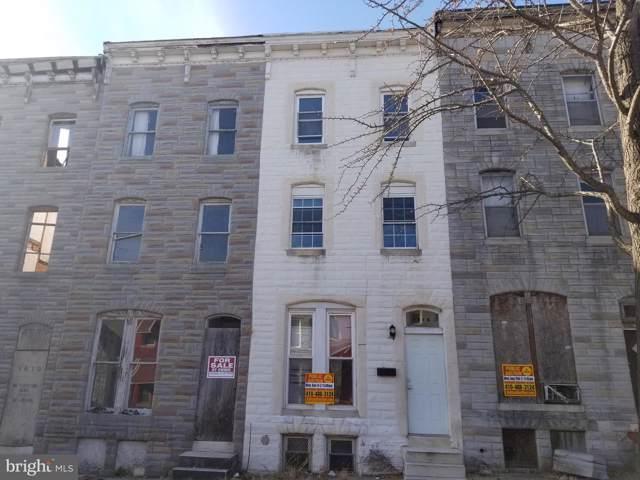 1814 N Bond Street, BALTIMORE, MD 21213 (#MDBA493194) :: Dart Homes