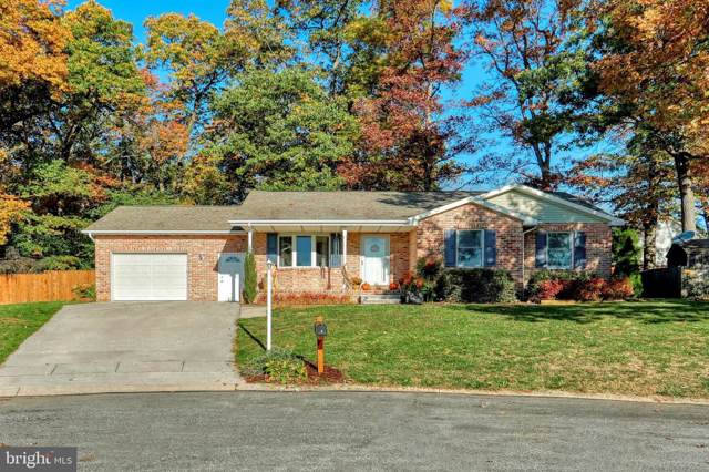 10 Graybill Court, HANOVER, PA 17331 (#PAYK129308) :: The Heather Neidlinger Team With Berkshire Hathaway HomeServices Homesale Realty