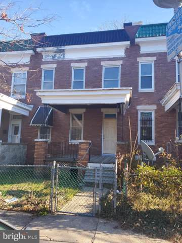 733 N Grantley Street, BALTIMORE, MD 21229 (#MDBA493208) :: Homes to Heart Group