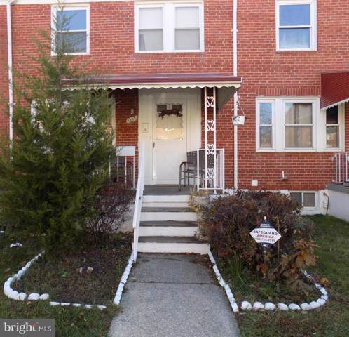 1605 Northbourne Road, BALTIMORE, MD 21239 (#MDBA493216) :: The Licata Group/Keller Williams Realty