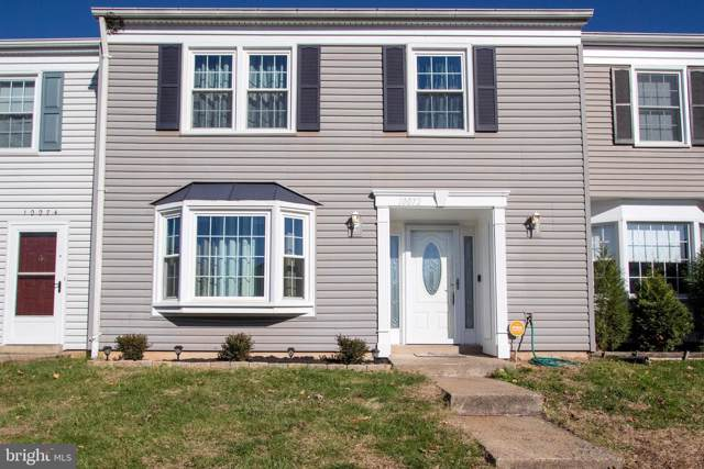 10072 Confederate Trail, MANASSAS, VA 20110 (#VAMN138622) :: Viva the Life Properties