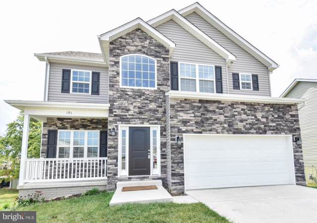 255 Recife Court, MARTINSBURG, WV 25403 (#WVBE173140) :: AJ Team Realty