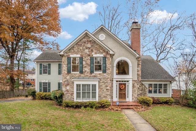 3609 Husted Drive, CHEVY CHASE, MD 20815 (#MDMC688520) :: Potomac Prestige Properties