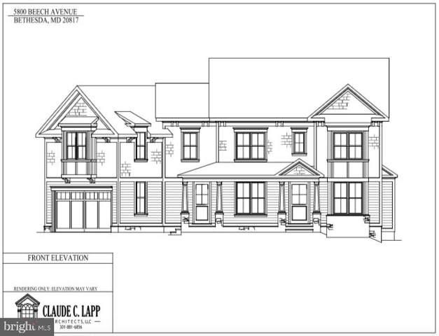5800 Beech Avenue, BETHESDA, MD 20817 (#MDMC688540) :: Certificate Homes
