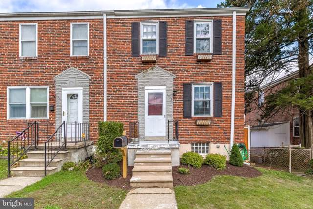 8543 Oak Road, BALTIMORE, MD 21234 (#MDBC479710) :: The Vashist Group