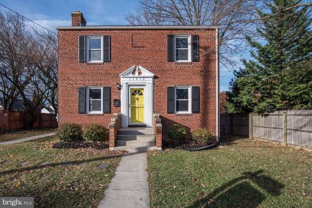 11512 Grandview Avenue, SILVER SPRING, MD 20902 (#MDMC688546) :: Revol Real Estate