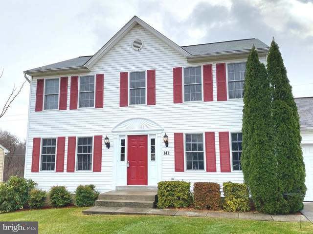 141 Redhaven Court, THURMONT, MD 21788 (#MDFR257136) :: Keller Williams Pat Hiban Real Estate Group