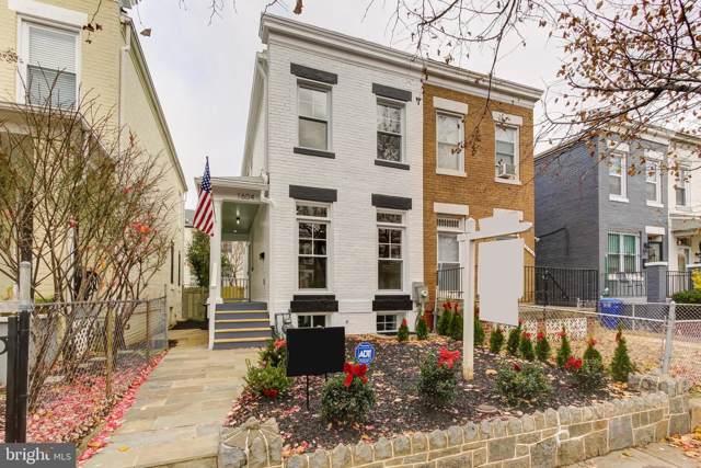 1604 D Street SE, WASHINGTON, DC 20003 (#DCDC451546) :: Gail Nyman Group