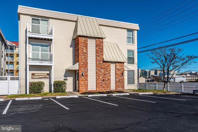 300 13TH Street 1B, OCEAN CITY, MD 21842 (#MDWO110708) :: CoastLine Realty