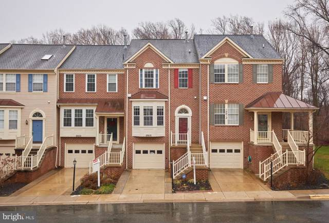 18610 Clovercrest Circle, OLNEY, MD 20832 (#MDMC688548) :: Jim Bass Group of Real Estate Teams, LLC