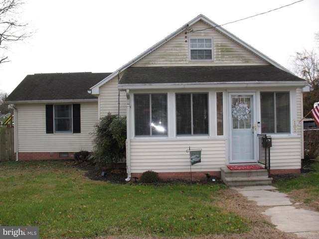 102 Purnell Street, SNOW HILL, MD 21863 (#MDWO110716) :: RE/MAX Coast and Country