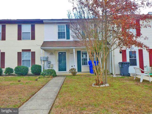 2094 Tanglewood Drive, WALDORF, MD 20601 (#MDCH209100) :: The Vashist Group