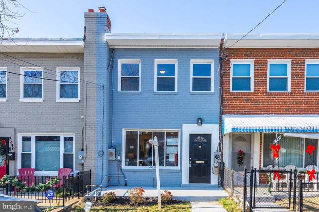 2242 16TH Street NE, WASHINGTON, DC 20018 (#DCDC451570) :: Bic DeCaro & Associates