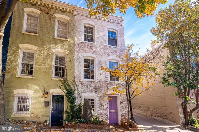 1033 Cecil Place NW, WASHINGTON, DC 20007 (#DCDC451578) :: The Matt Lenza Real Estate Team