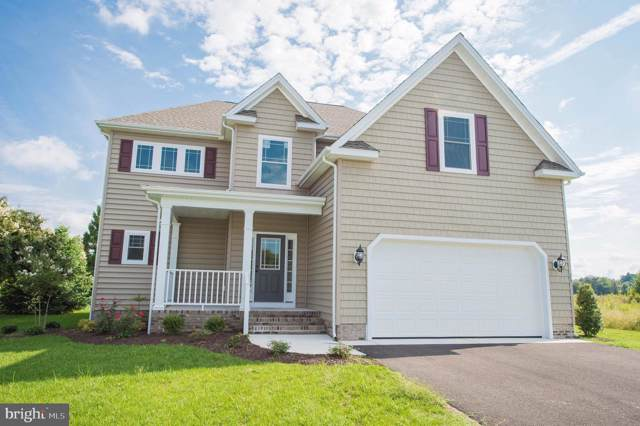 Lot 16 Orkney Court, SALISBURY, MD 21801 (#MDWC106160) :: Blackwell Real Estate