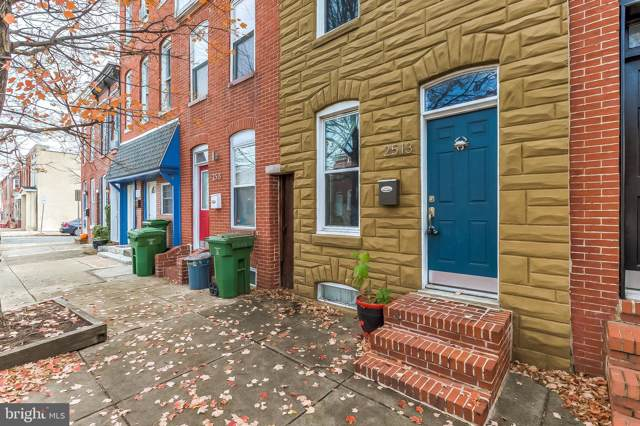 2513 Fait Avenue, BALTIMORE, MD 21224 (#MDBA493300) :: Sunita Bali Team at Re/Max Town Center