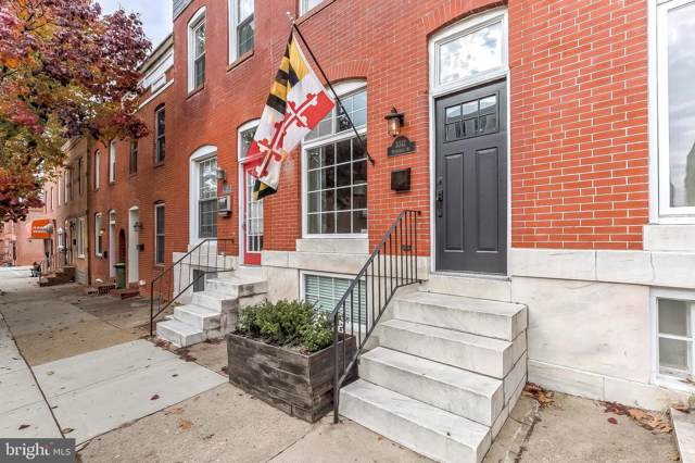 3312 O'donnell Street, BALTIMORE, MD 21224 (#MDBA493308) :: Sunita Bali Team at Re/Max Town Center