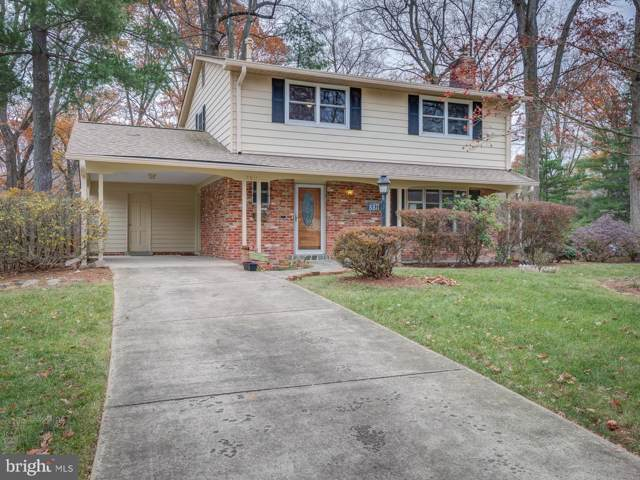 8811 Trafalgar Court, SPRINGFIELD, VA 22151 (#VAFX1101668) :: The MD Home Team