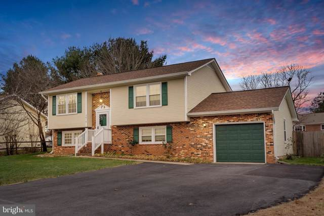 3618 N Rock Creek Drive, FREDERICKSBURG, VA 22407 (#VASP218030) :: AJ Team Realty